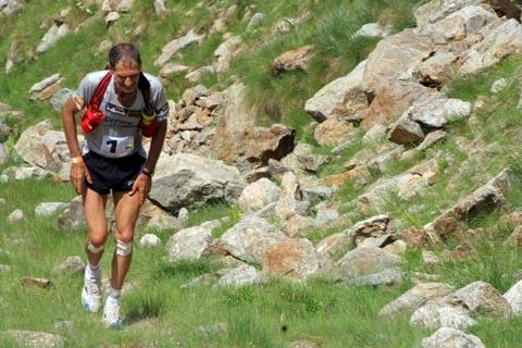 Marco Olmo presenza di spicco all'Ecomaratona delle Madonie