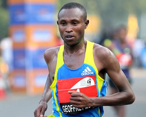 """Geoffrey Mutai a Castelbuno: """"Tanti mi invitano, ma corro poche gare"""""""