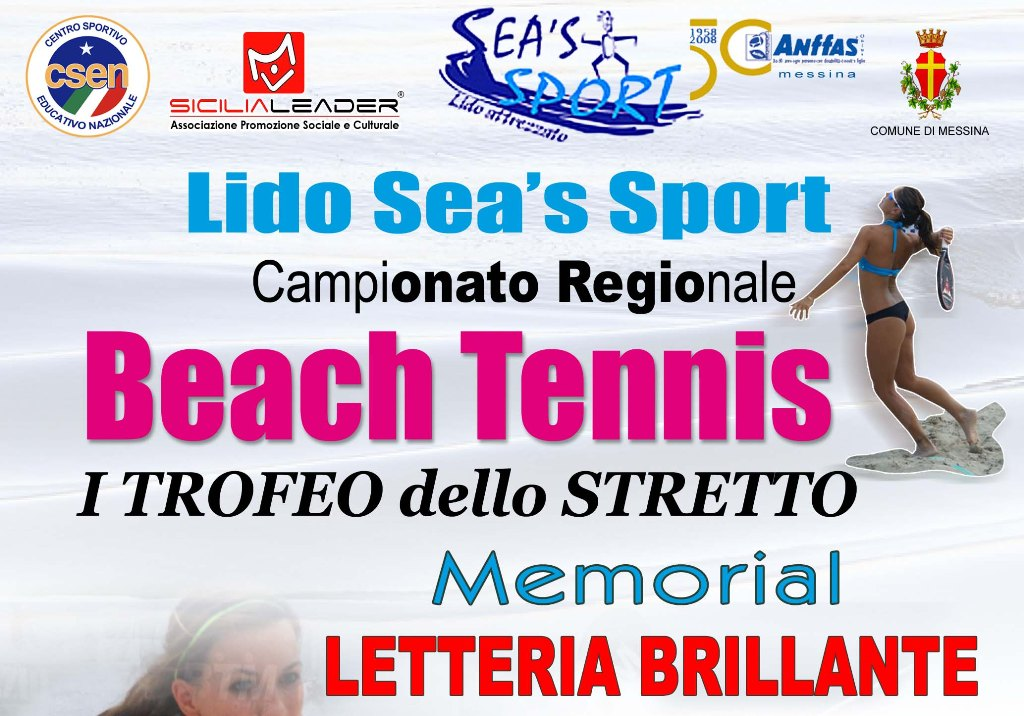 "Weekend con il ""I Trofeo dello Stretto - Memorial Letteria Brillante"""