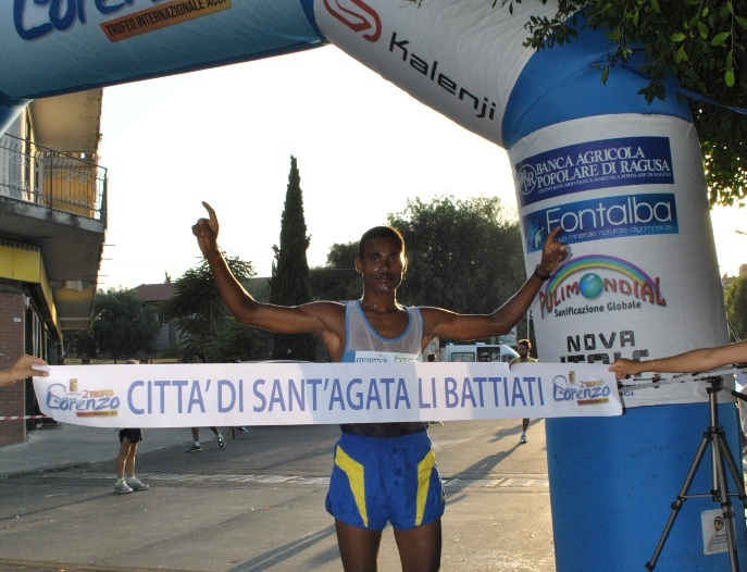 """Kesete e Betta si aggiudicano il """"Trofeo San Lorenzo"""""""