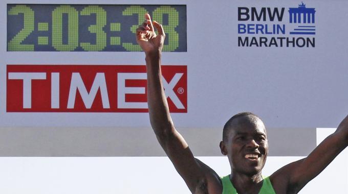 Makau record mondiale a Berlino, messinesi tutti al traguardo