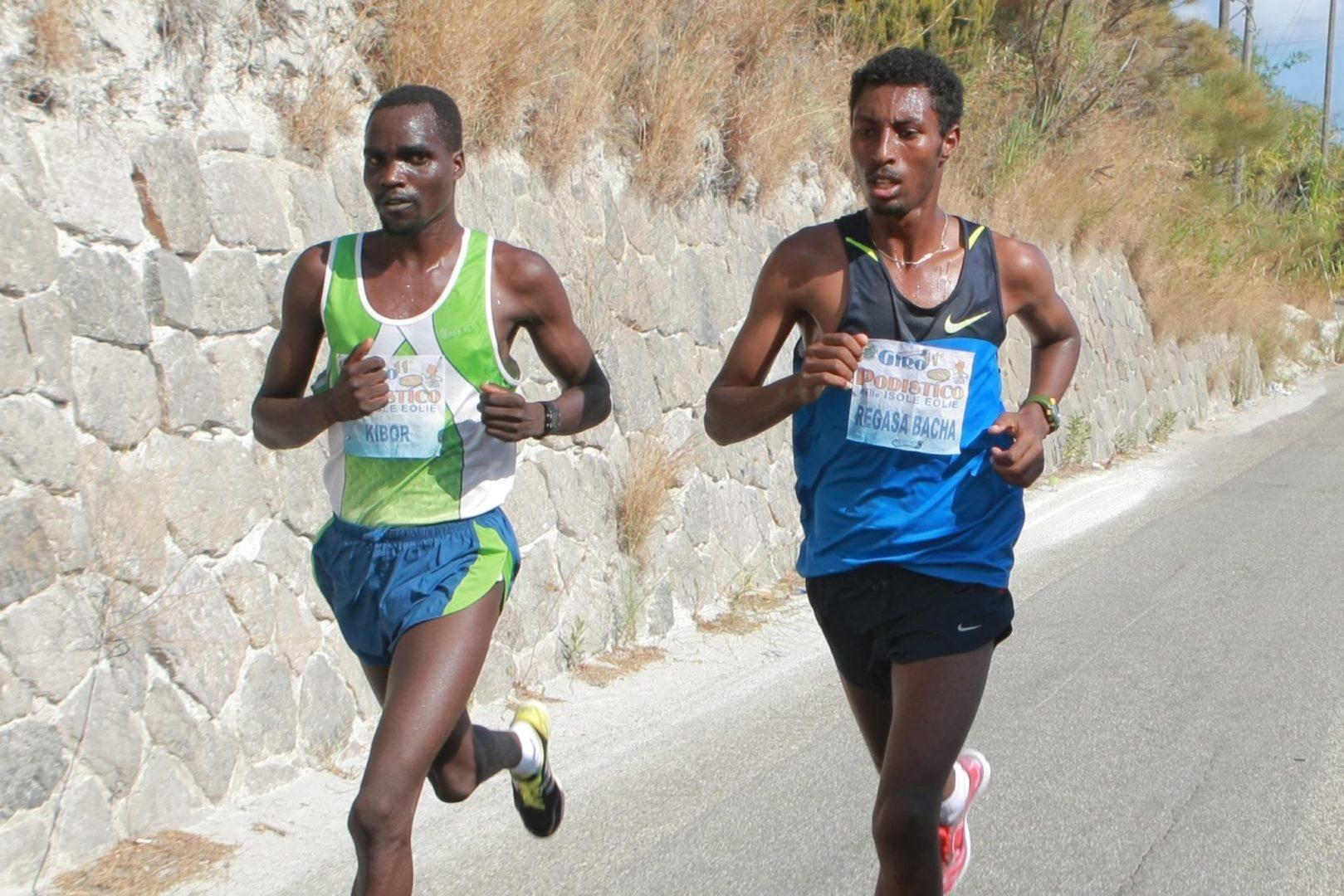 """Il """"Giro Podistico a Tappe delle Isole Eolie"""" non delude le attese"""