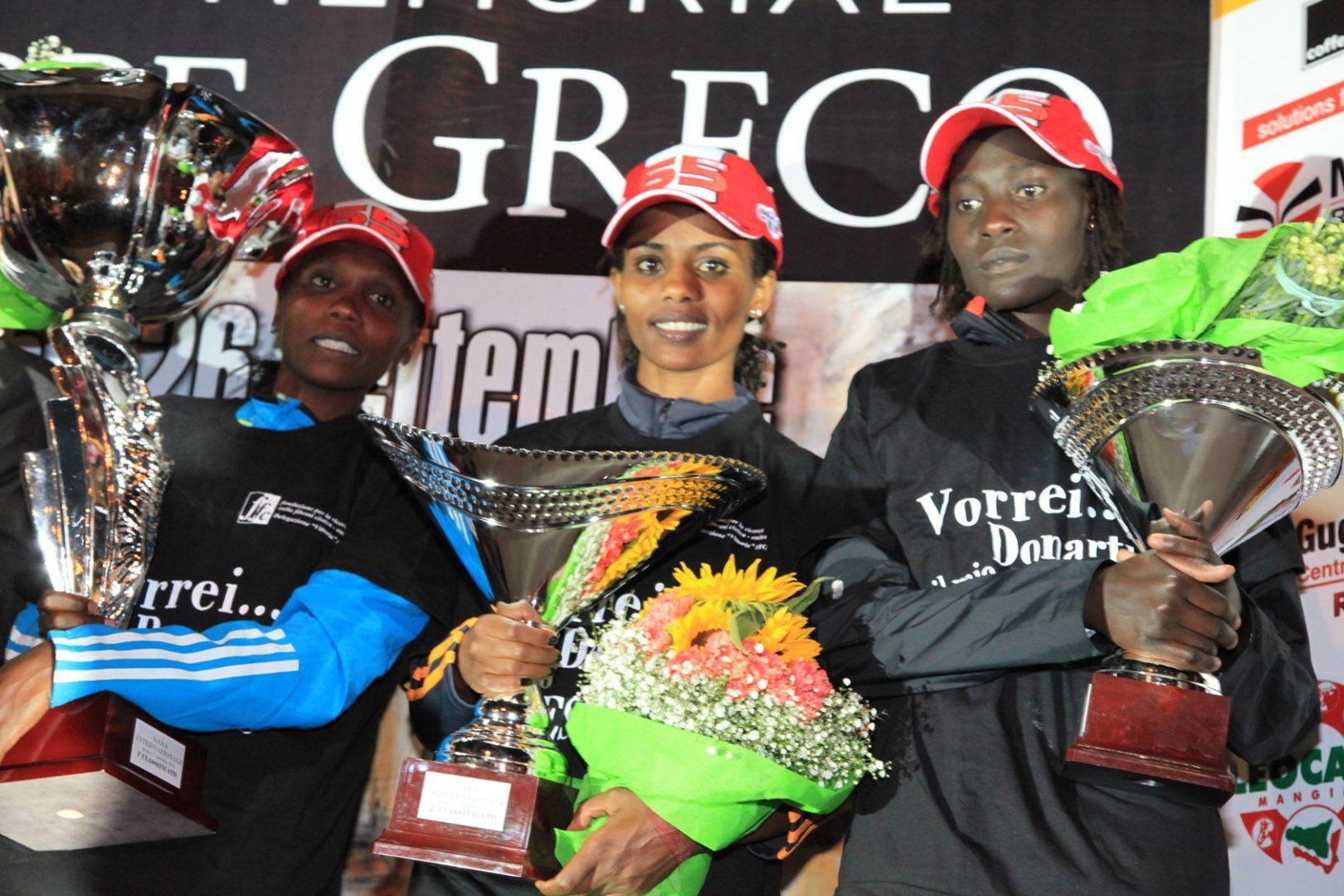 """Vittorie africane al """"Memorial Peppe Greco 2011"""""""