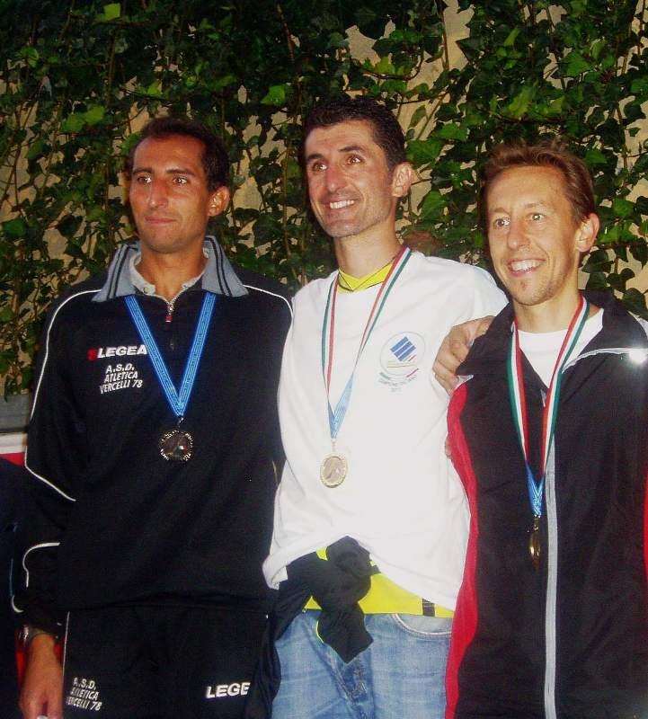 Protagonisti e record dei Campionati Italiani Master di Cosenza
