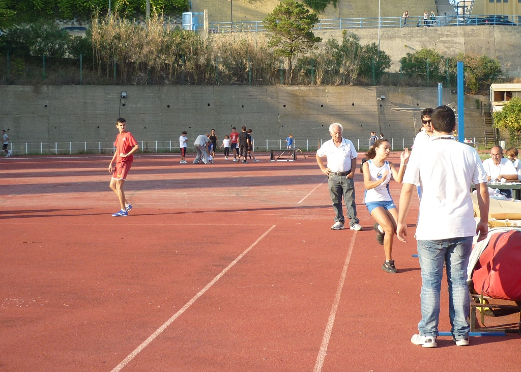 Weekend di atletica giovanile tra Caltanissetta e Messina