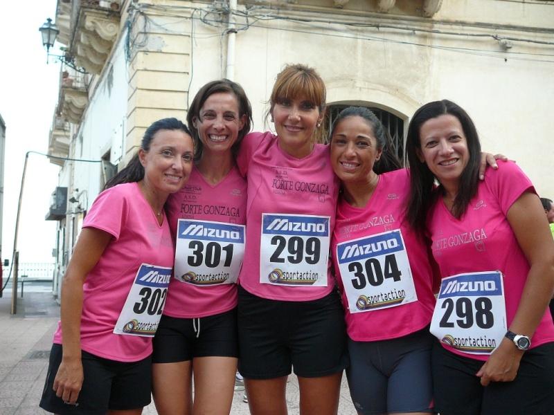 Grand Prix di Maratonine: bene Podistica Messina e Forte Gonzaga