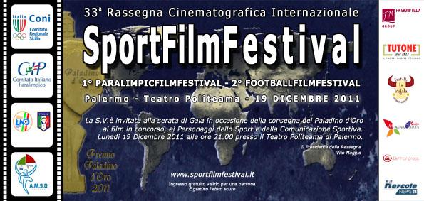 Palermo capitale della cinematografia sportiva