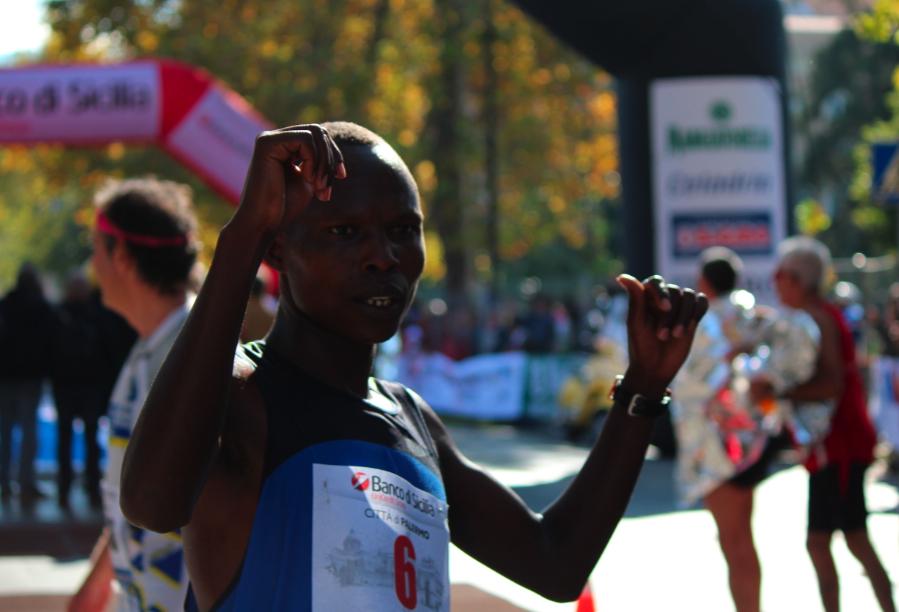 Kenia e Etiopia dominano la maratona di Palermo