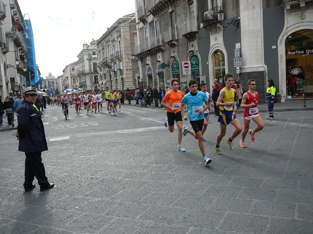 Bennici e Bonanno dominano a Catania