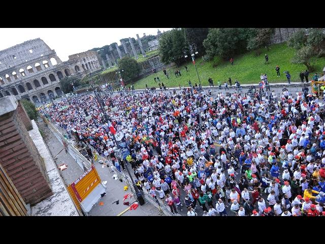 La Maratona di Roma diventa un film per il cinema