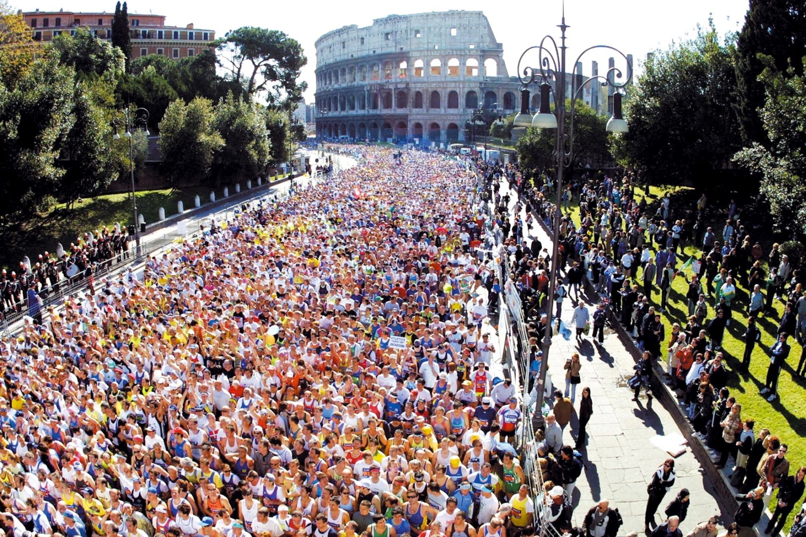 Maratone: Roma prima in Italia, Messina seconda nell'avara Sicilia