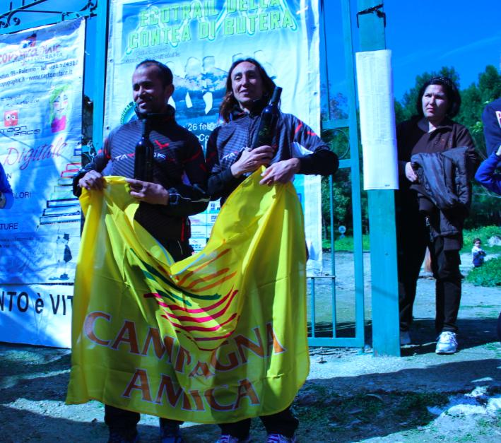 Boumalik e Mirone dominano l'Ecotrail della Contea di Butera