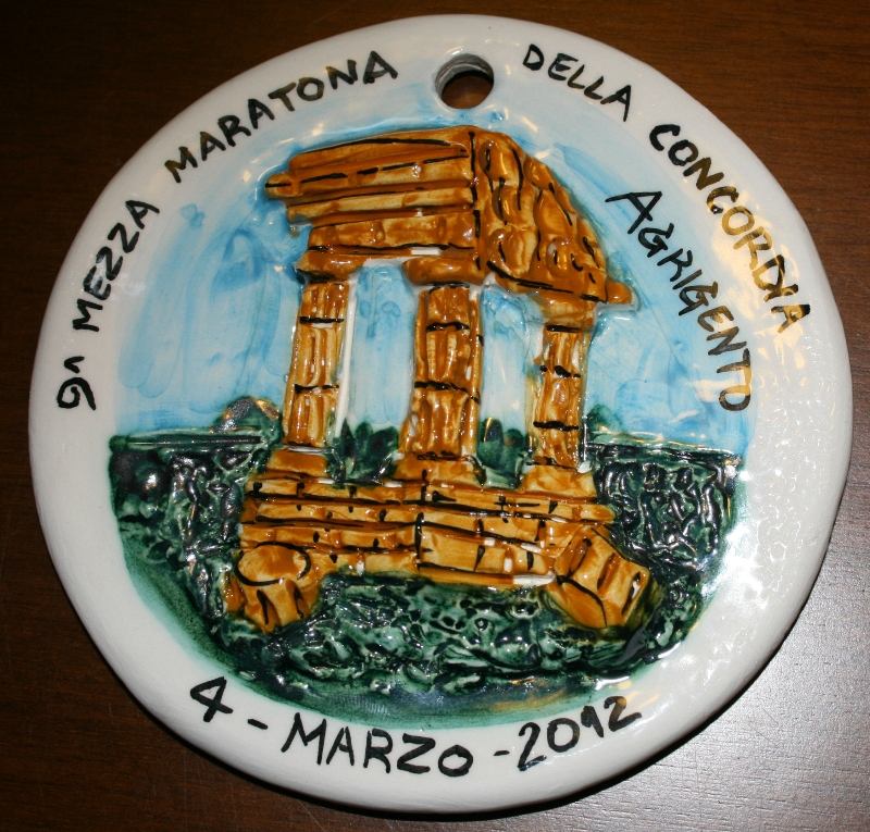 Acuto di Ingargiola alla 9a Maratonina della Concordia