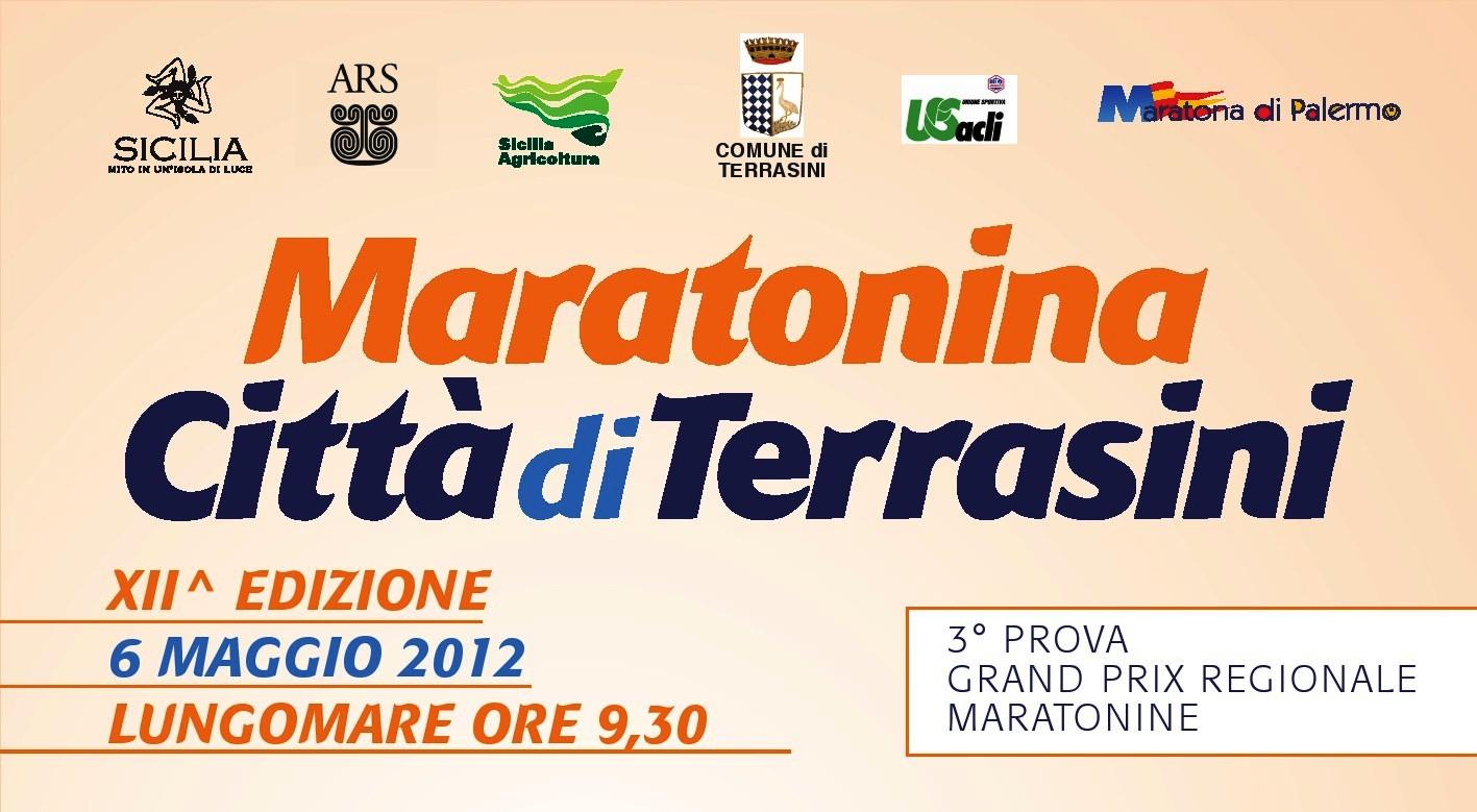 """""""Maratonina di Terrasini"""": appuntamento classico siciliano"""