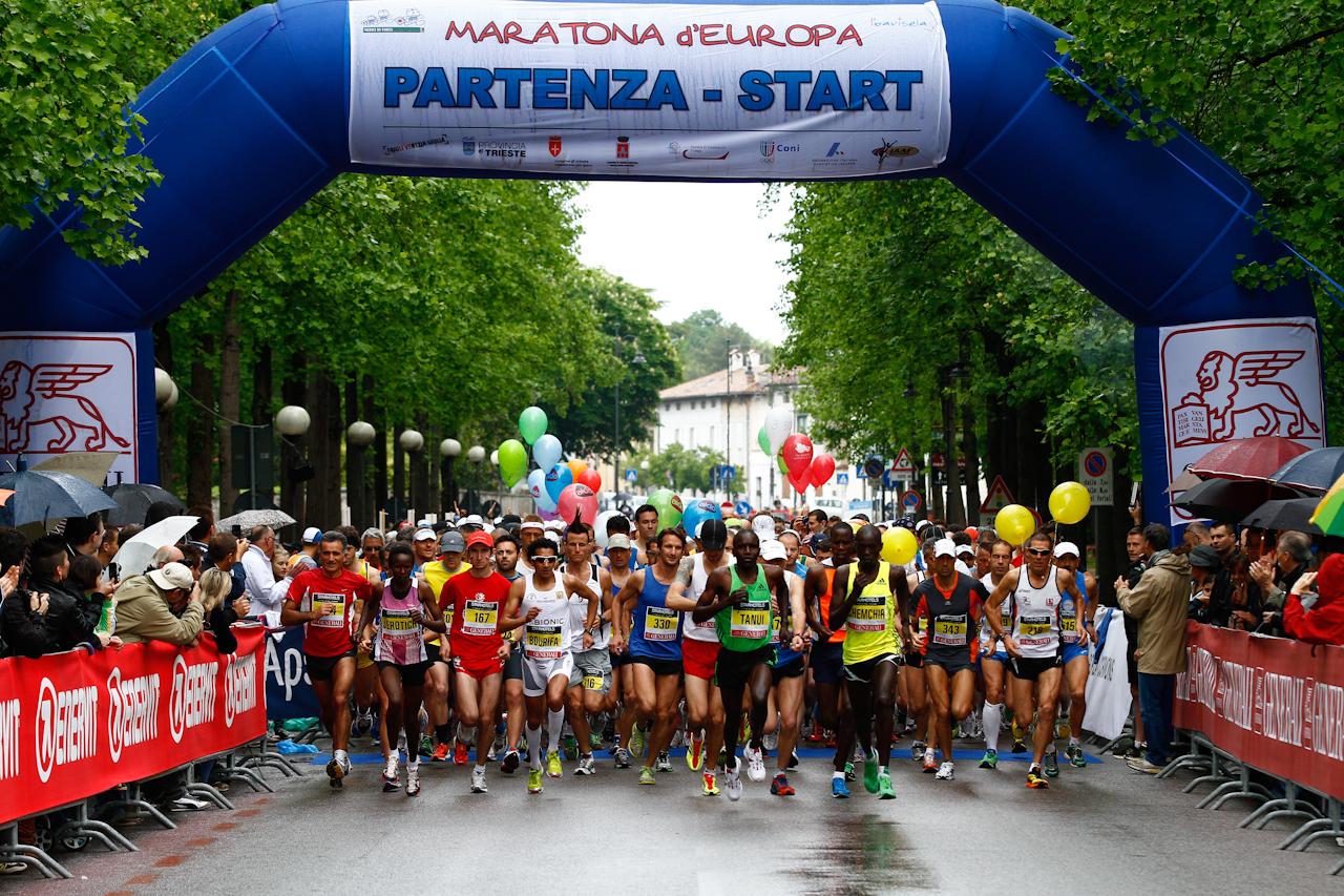 """Doppio successo keniano alla """"Maratona d'Europa"""""""