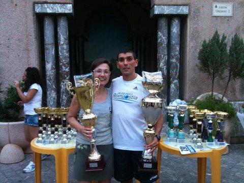Lisitano-Gianò, doppietta al Trofeo Città di Longi