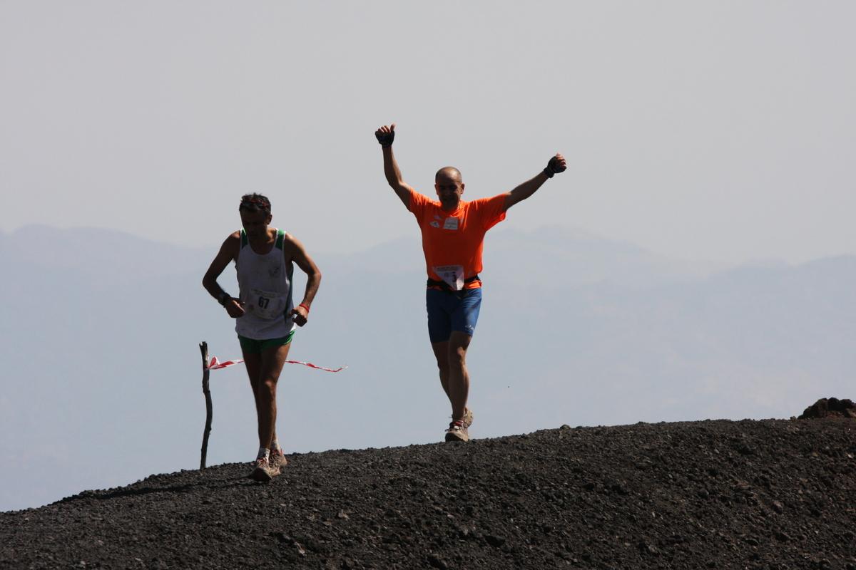 Quasi 200 gli iscritti all'Etna Trail
