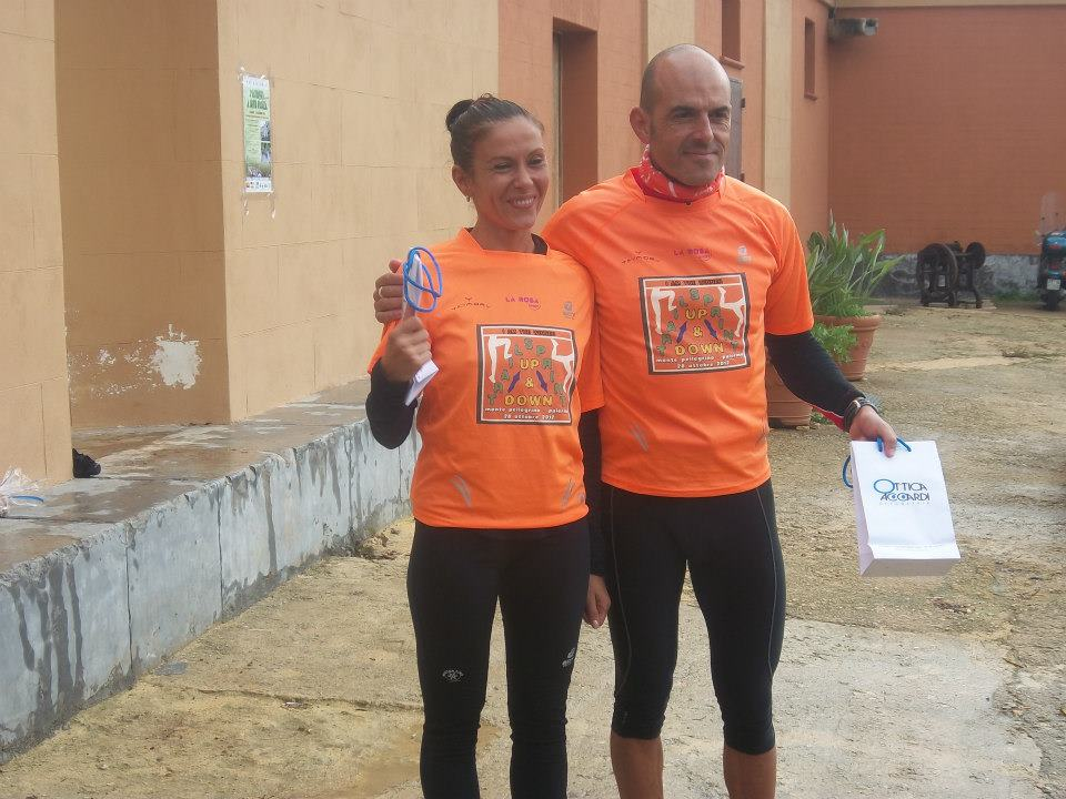 """Trailsprint Up & Down"", Cuttaia in trionfo"