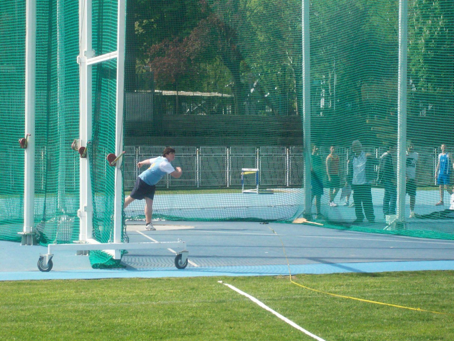 A Messina la 2^ prova del campionato lanci