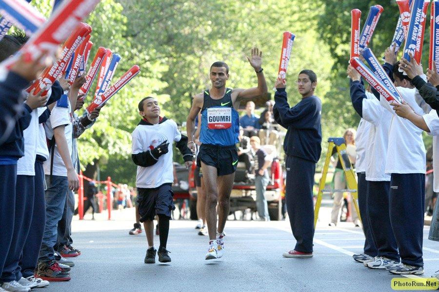 E' morto il maratoneta Abderrahim Goumri