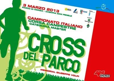 Campestre: presentati i Campionati Italiani Master