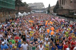 maratona gara