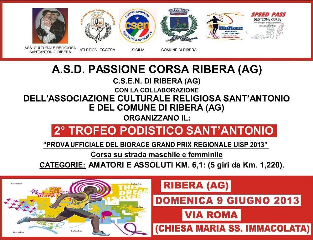 Ribera prossima tappa del BioRace Grand Prix