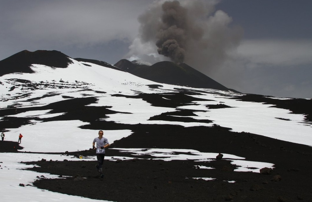 Gazzola e Regis vincono il Volcano Trail
