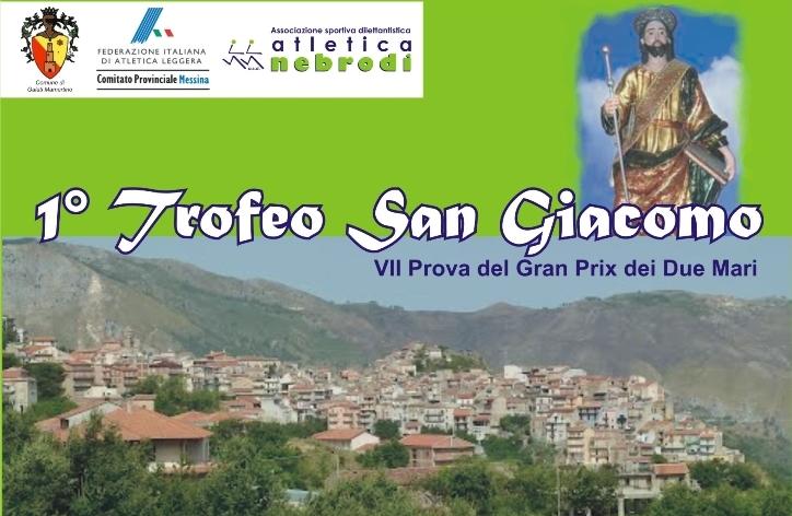 """1° Trofeo San Giacomo"" a Galati Mamertino"