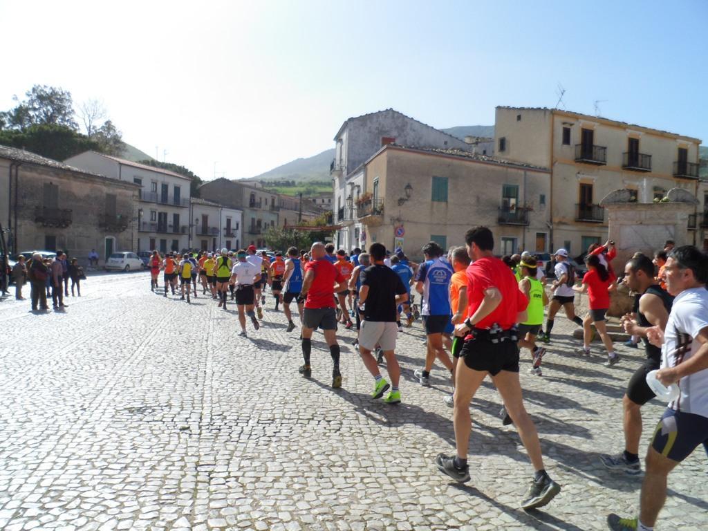 """Scopelliti e Chilà primi alla """"Corri…amo Sfaranda"""""""