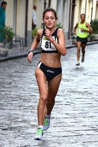 Ilaria Fantigrossi (seconda in classifica)