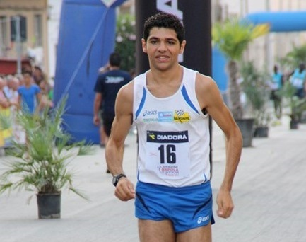 L'atletica catanese si veste d'azzurro
