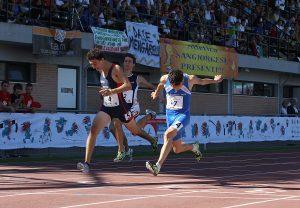 Campionati Individuali su pista Allievi - Allieve