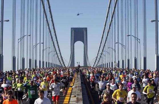 Maratona di New York: in calo gli italiani