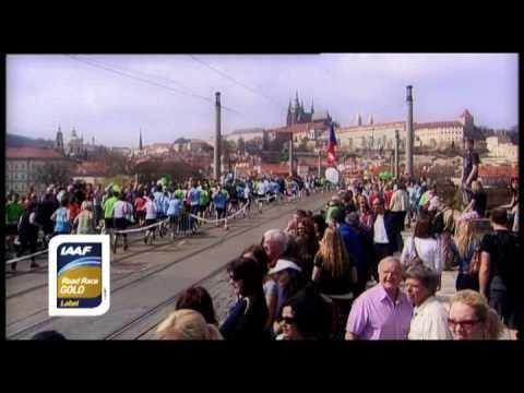 Hervis Prague Half Marathon 2011 Highlights