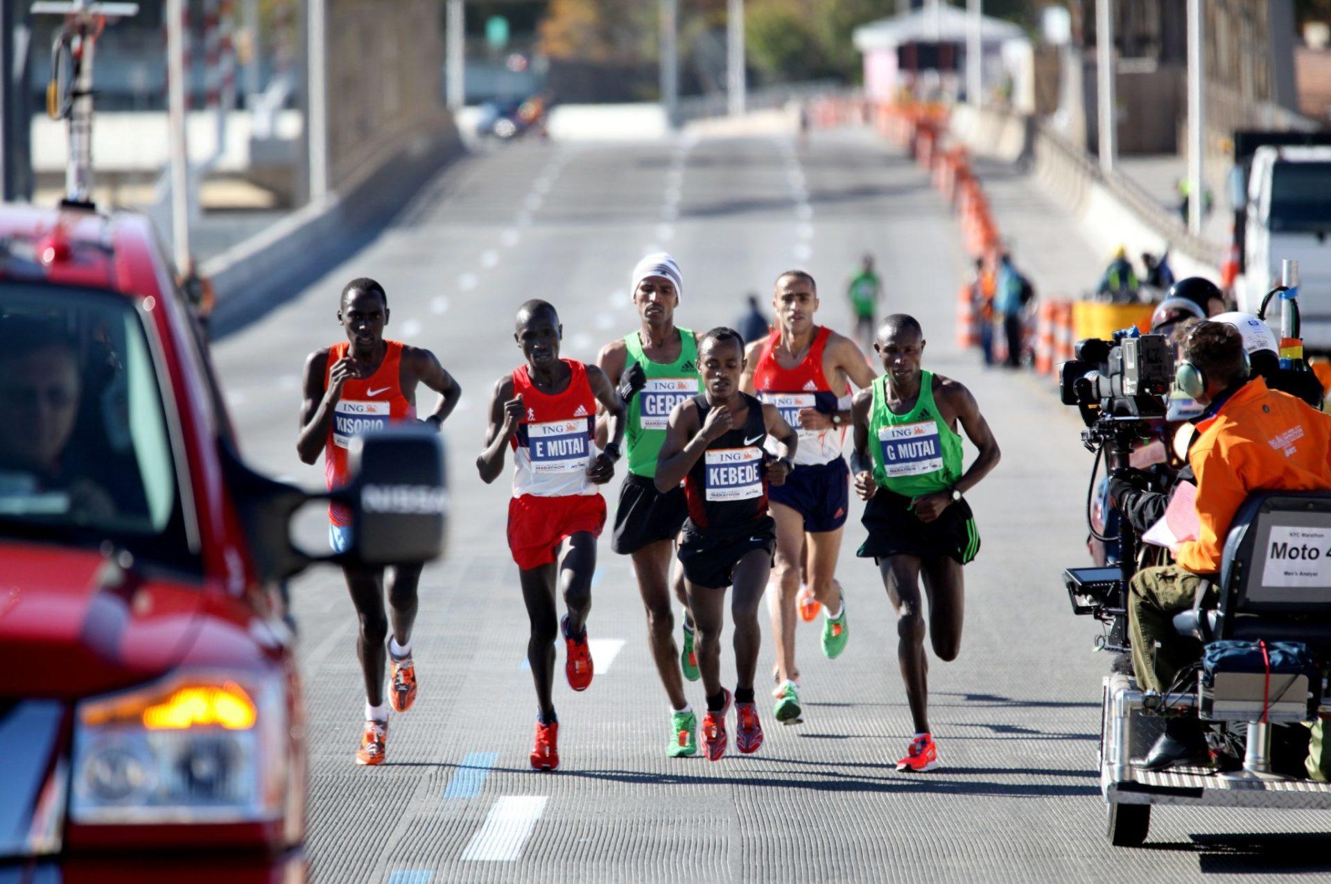 Il calendario delle grandi Maratone all'estero