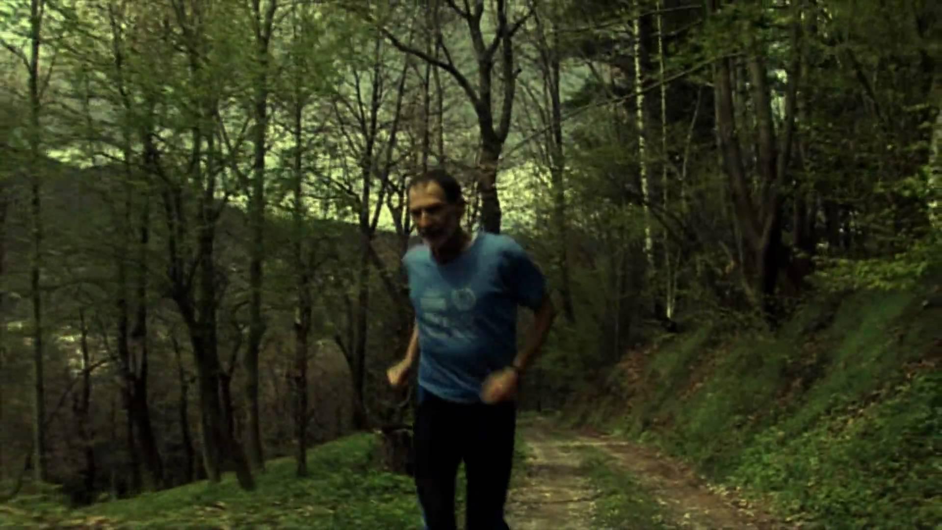 Marco Corre - immagini dal film Il Corridore