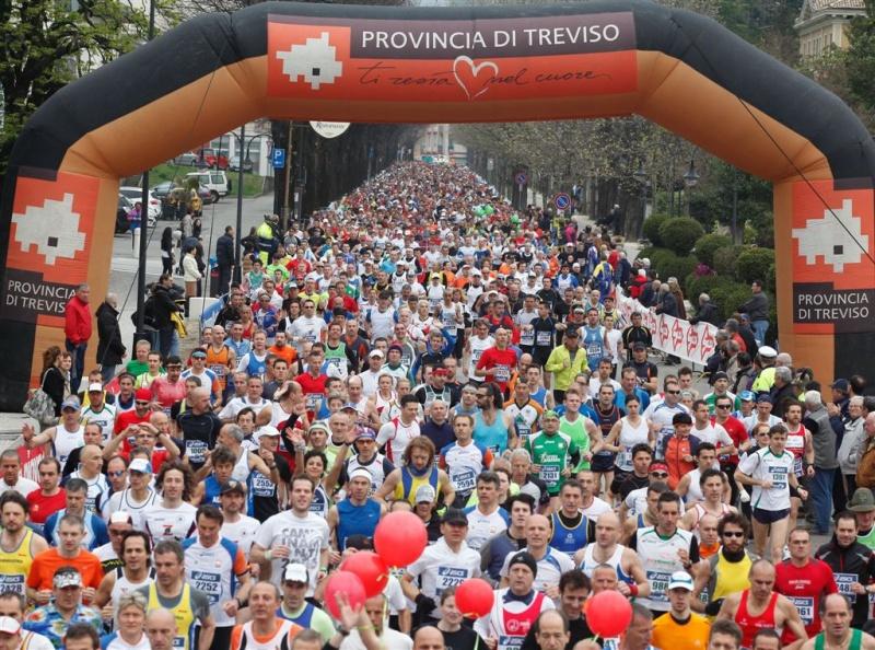 I primi numeri della prossima Treviso Marathon