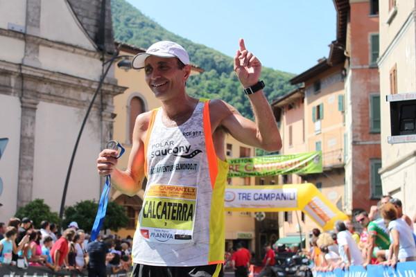 """Giorgio Calcaterra al via della """"XV PisaMarathon"""""""