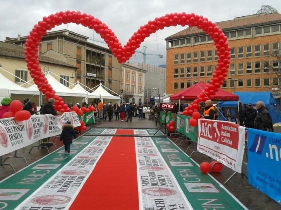 Presentata la Maratona di San Valentino 2014