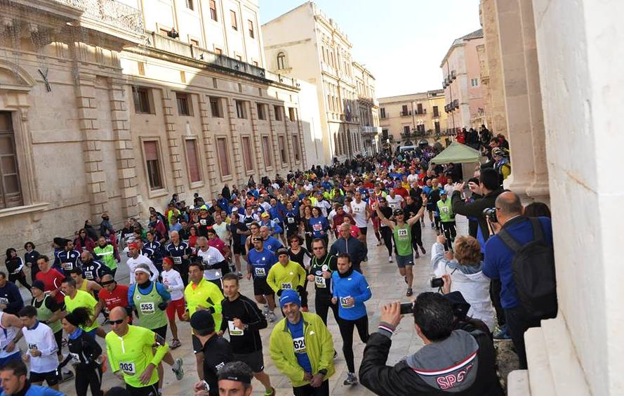 "Consensi meritati per la ""Siracusa City Marathon 2014"""