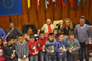Ruggeri e Modica premiano i più piccoli