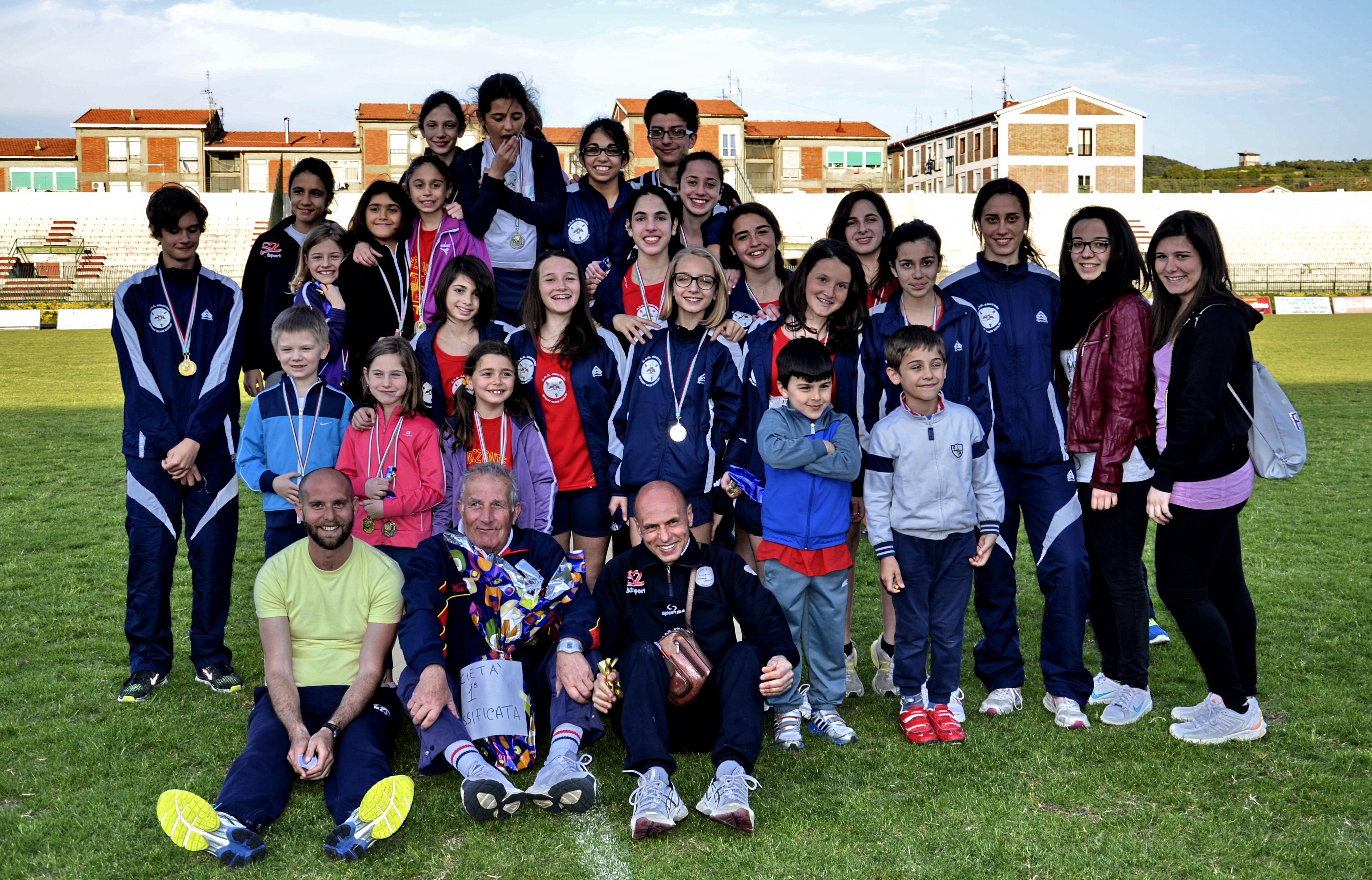 Amatori Duilia: società orientata sui giovani