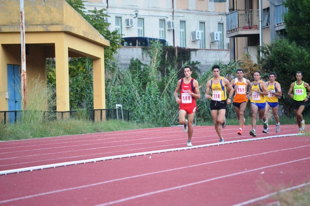 Campionati Regionali Assoluti su pista a Messina il 28 e 29 giugno