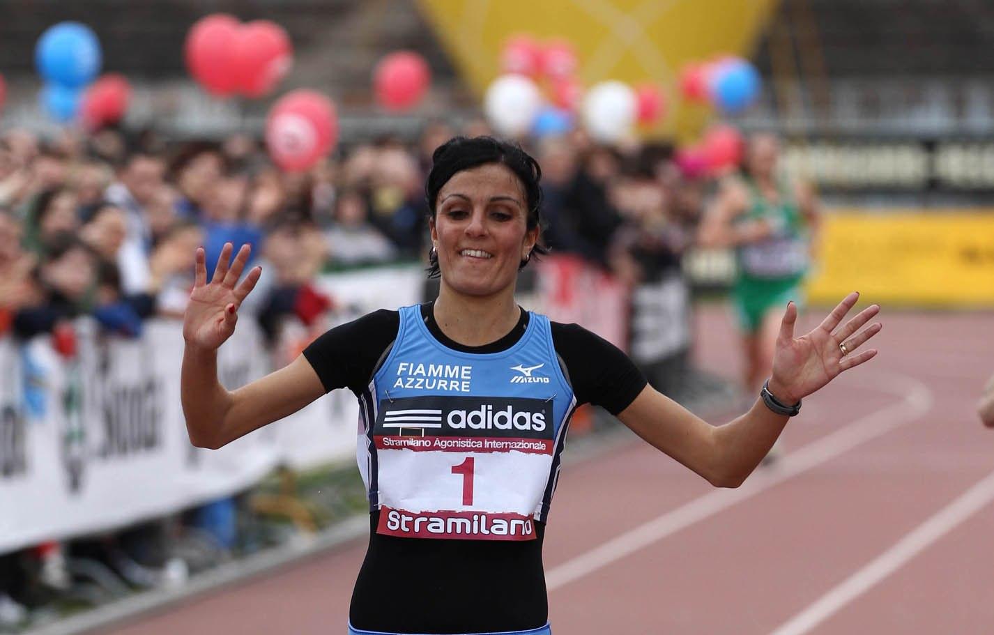 """La Incerti domina l'8^ edizione del """"Trofeo Città Di Telesia"""""""