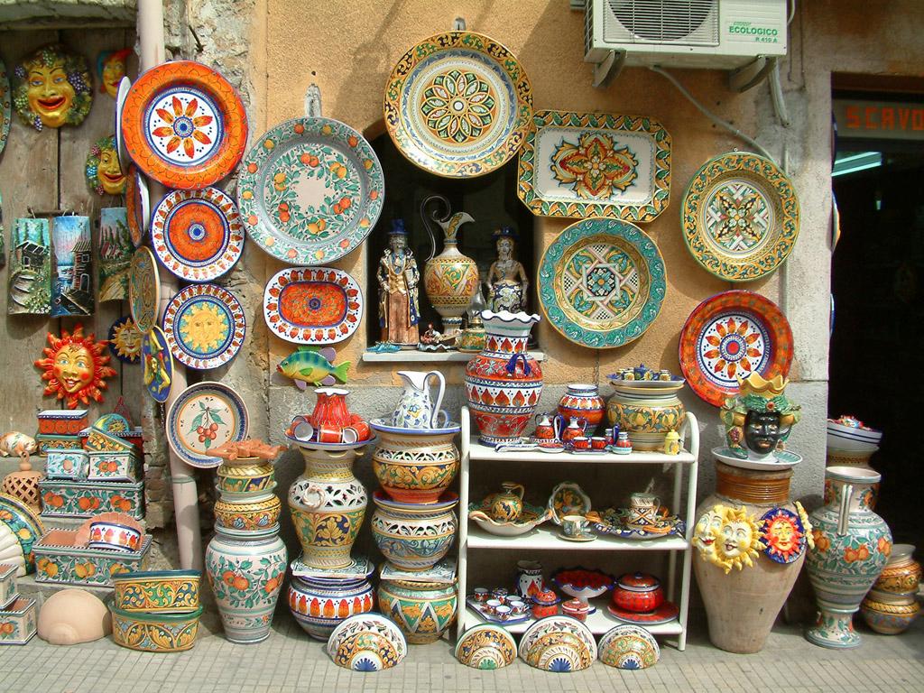 Maratona delle ceramiche cresce l attesa a s stefano di camastra messinadicorsa - Santo stefano di camastra piastrelle ...