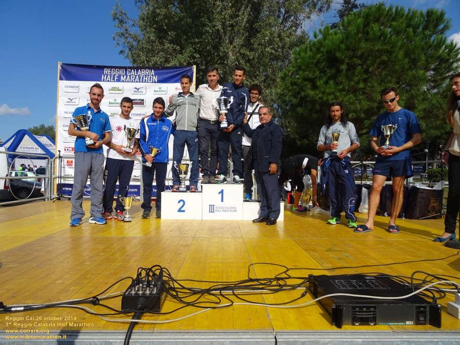 Reggio Calabria Half Marathon, si impongono Agnello e Benedetti