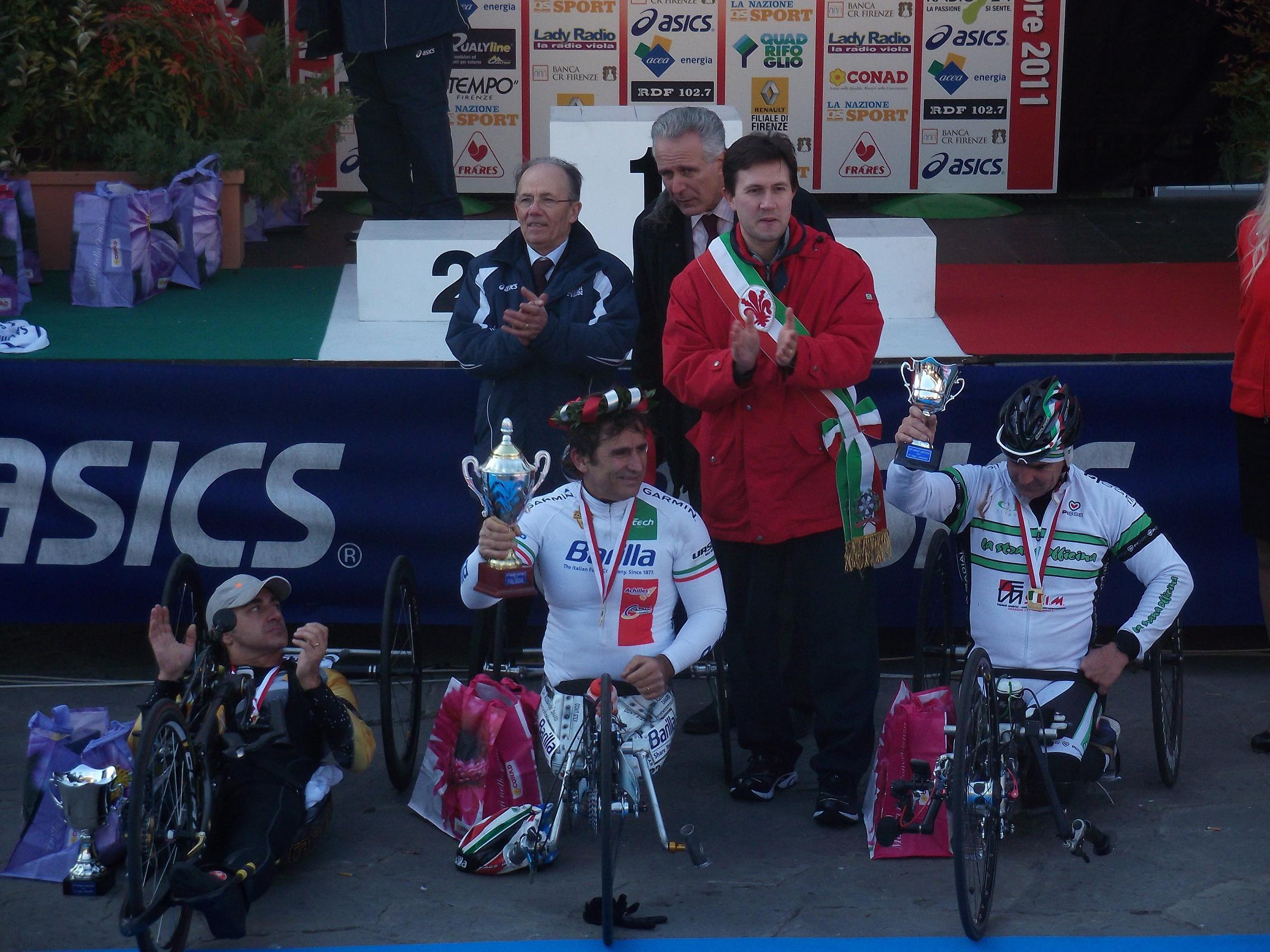 "Firenze Marathon, non ci sarà la ""MarathonAbile"""
