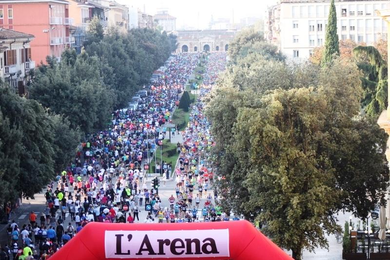 """Cambia data la """"Veronamarathon"""", start il 15 novembre"""