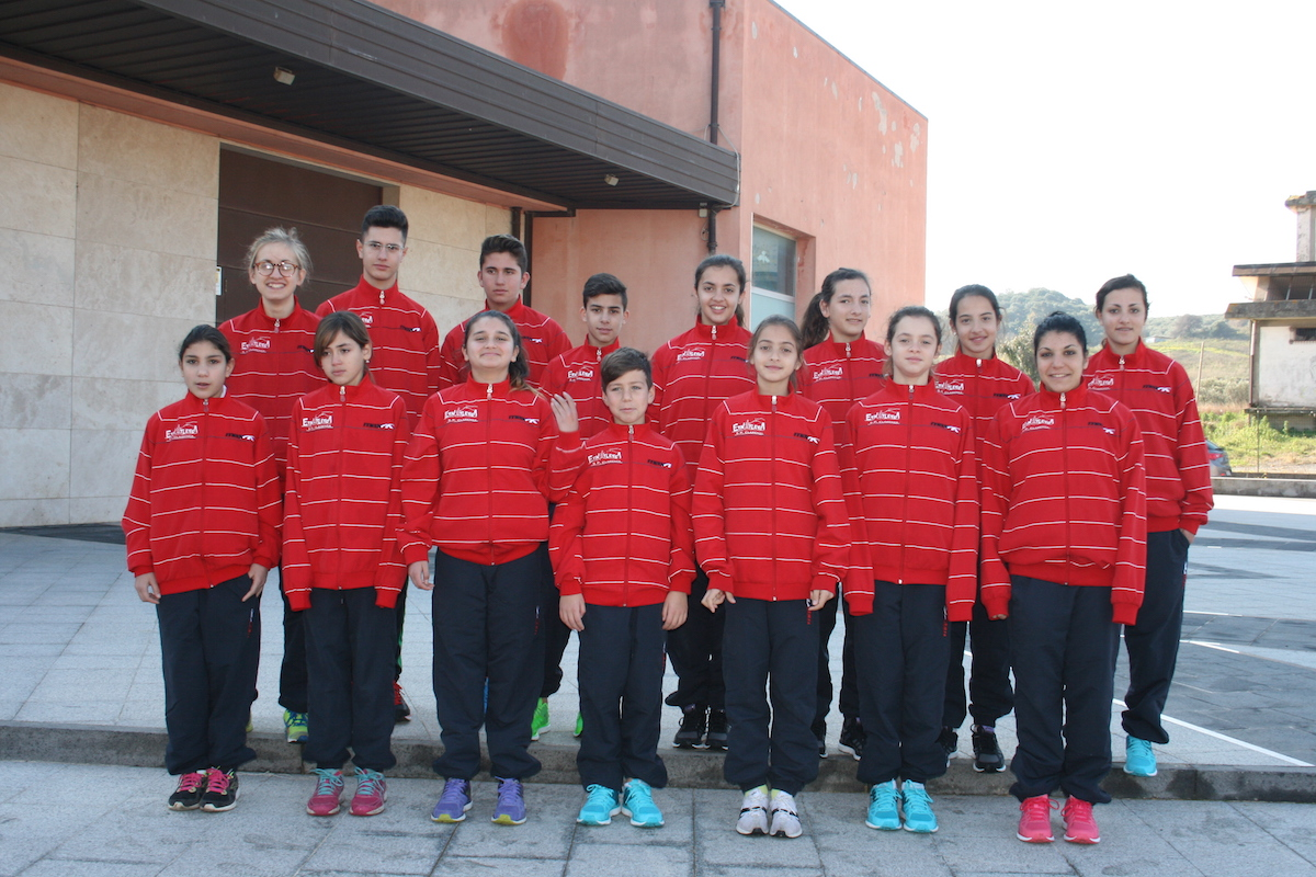 "Etnatletica San Pietro Clarenza ok al ""Trofeo Calabria"" di marcia"